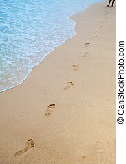 ingombri, sabbia spiaggia, mare