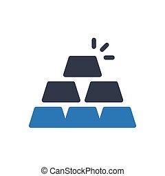 ingot glyph color icon