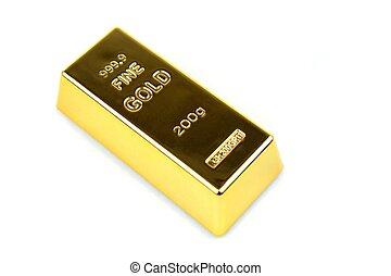 ingot gold