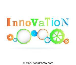 ingranaggi, innovazione