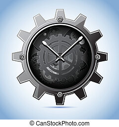 ingranaggio, orologio