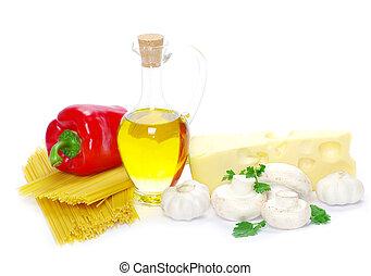 ingredients, питание