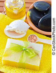 ingredients for spa