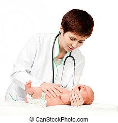 Inhalant Doctor Baby