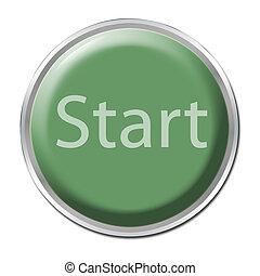 inicio botón