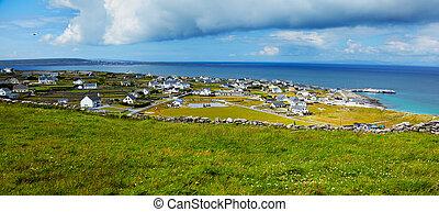 inisheer, isla