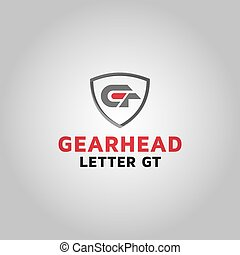Initial GT, Letter TG with security Logo, photos, royalty-free images, graphics, vector
