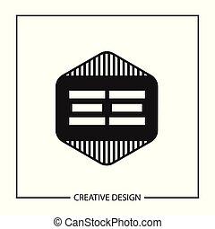 Initial Letter EE Logo Template Design Vector Illustration