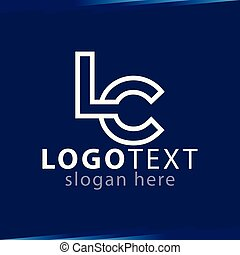 Initial Letter Logo Vector Template