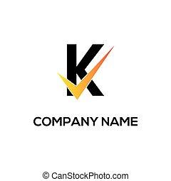 initial logo company
