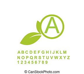 initial logo design template vector