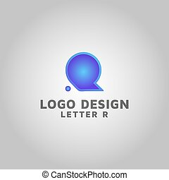 Initial R, letter R Logo images, Stock Photos & Vectors