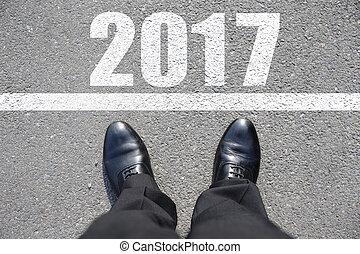inizio, 2017, anno nuovo