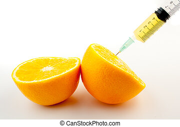 injection of vitamins