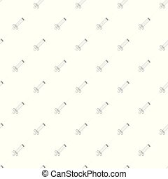 Injector pattern seamless vector