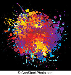 ink rainbow rnd