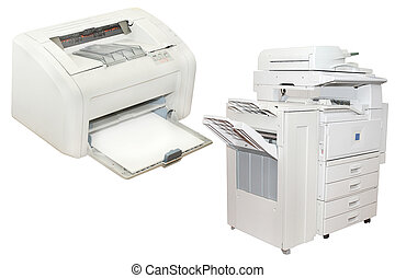 inkjet printer and Office copying machine - inkjet printer...