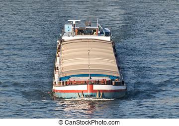 inland general cargo vessel