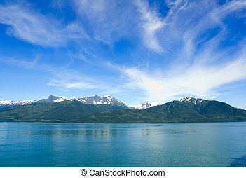 inland passage of Alaska