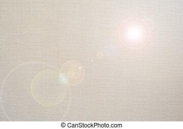 Inneneinrichtung, Leuchtsignal, tapete