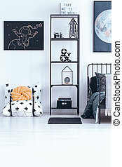 inneneinrichtung, wohnung, astronomic, plakate