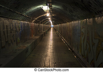 inner city tunnel