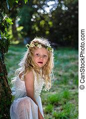 innocent fairy princess