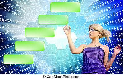 innovador, educación, internet