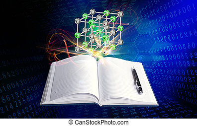 innovador, investigación científica