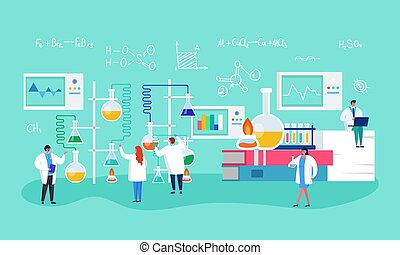 Innovate laboratory research, vaccine formulation vector ...