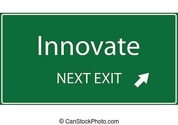Innovate Vector