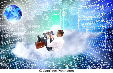 innovateur, technologie, internet
