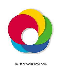 Innovation Abstract Logo design