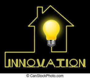 Innovation Light Shows Reorganization Transformation And...