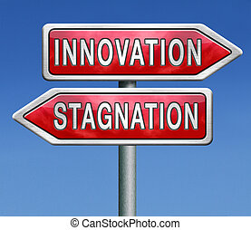 innovation or stagnation, product development in an...