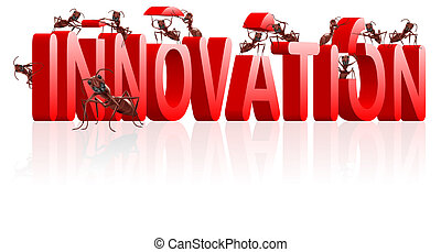 innovate invent creat or develop invention innovation creativity leads to discovery of new product