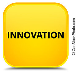 Innovation special yellow square button