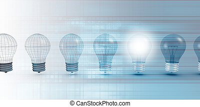 Innovation Technology as a Working Solution Idea