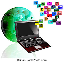 innovative , τεχνολογία , υπολογιστές