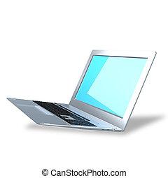innovativo, computer, internet, tecnologie, per, affari globali