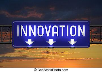 innowacja, ulica znaczą