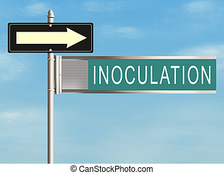 inoculation.