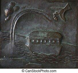 inondation, histoire, Noé