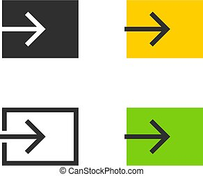 Input source icons