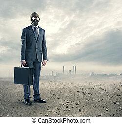 inquinamento, concetto