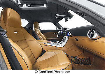 inre, bil, apelsin, sport, sittplatser