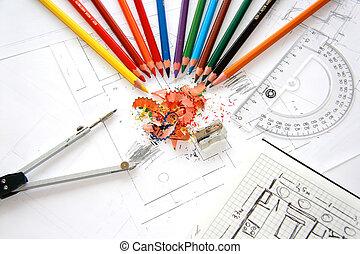 inre designer, workplace