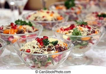 insalata carne