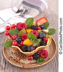 insalata frutta