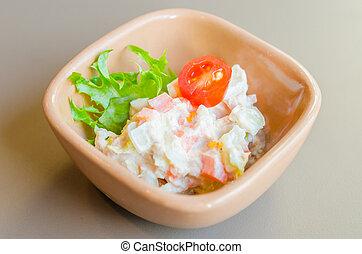 insalata tonno
